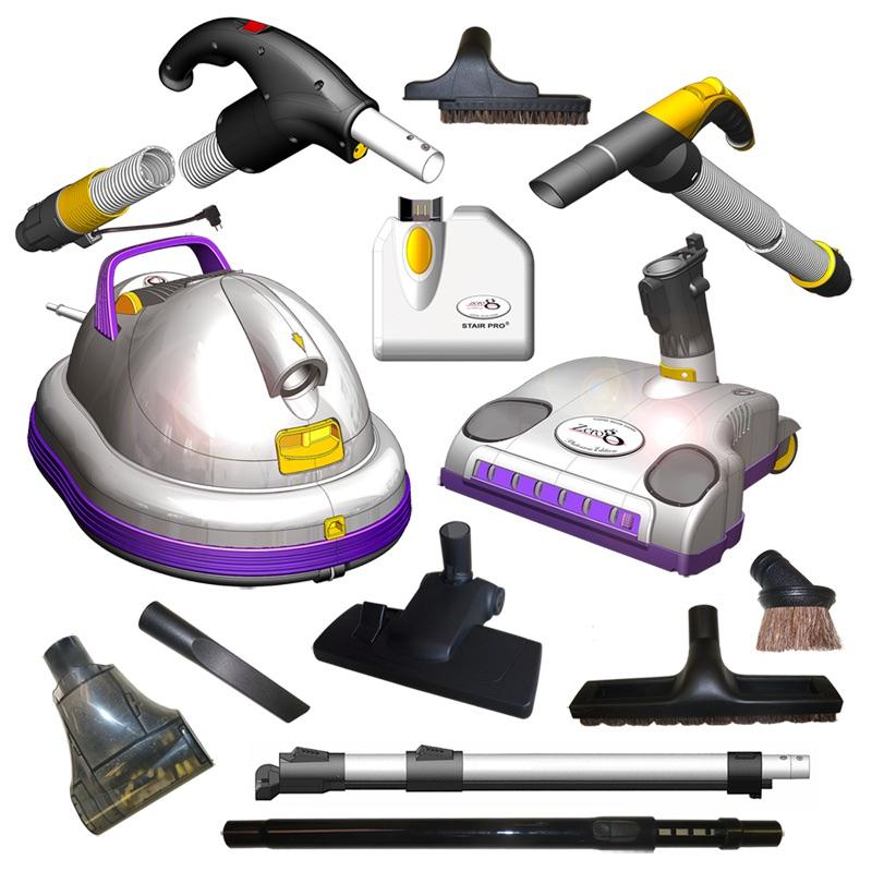 zerog floating vacuum accessories 2021