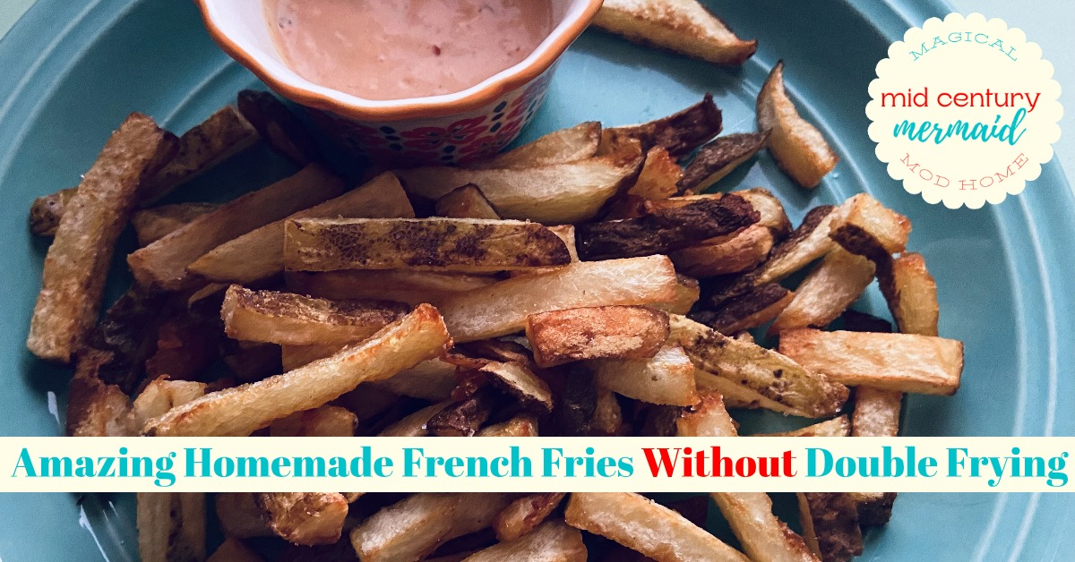 cold oil french fry hack